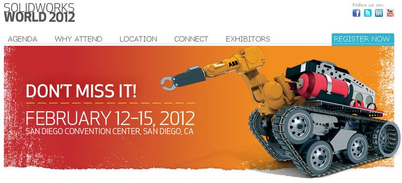 SolidWorks World 2012