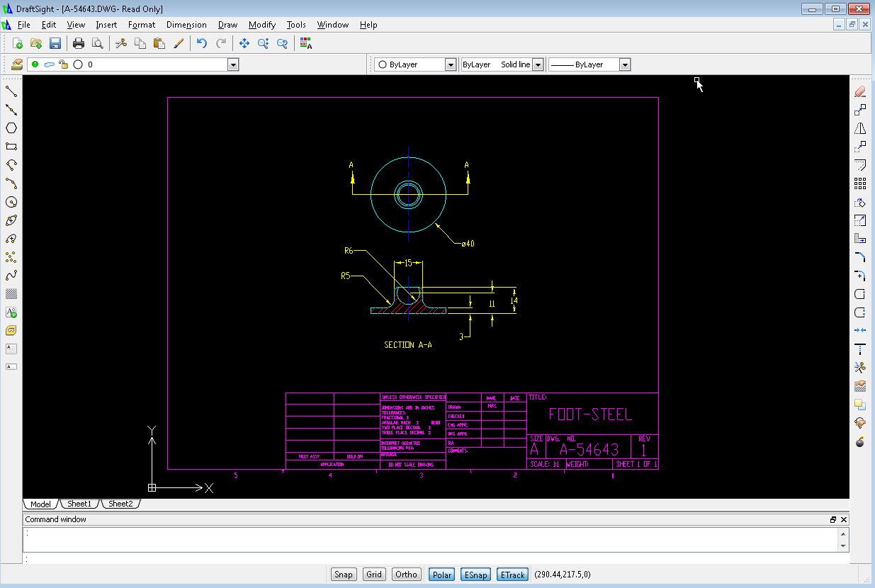 Tips on free software for 2D CAD