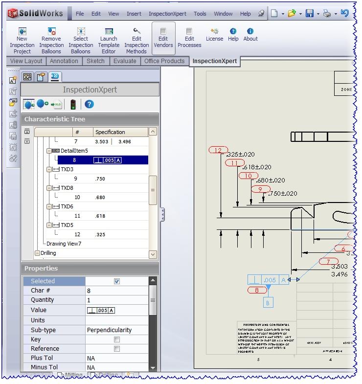 SolidWorks Partner Profile: InspectionXpert