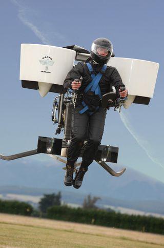 Martin_Jetpack_Flying