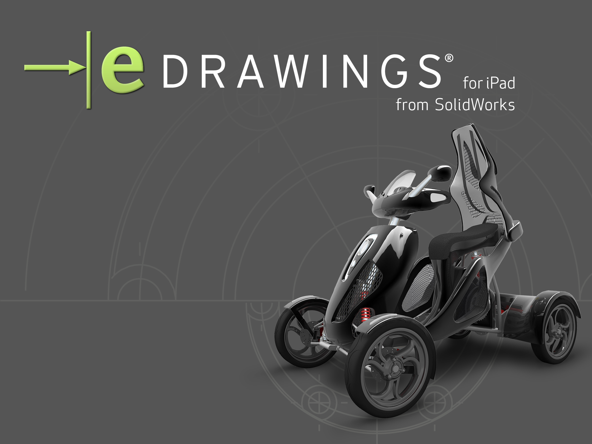 eDrawings for iPad: new features are available now