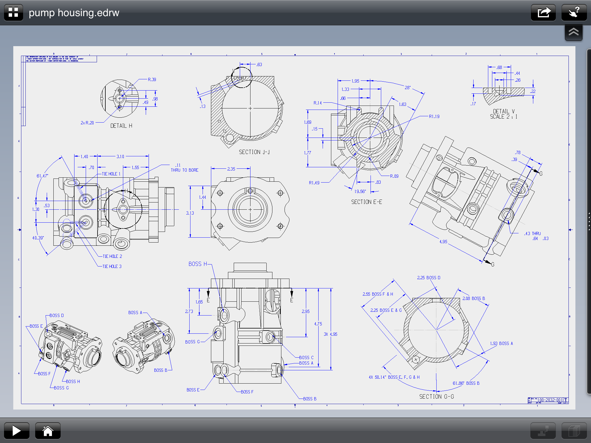 Edrawings For Ipad New Features Are Available Now The