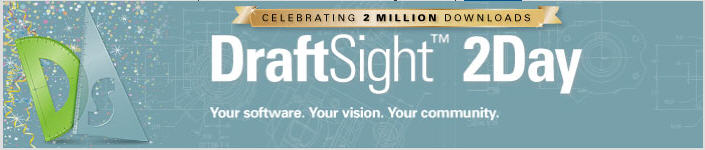DraftSight passes the 2 million download mark