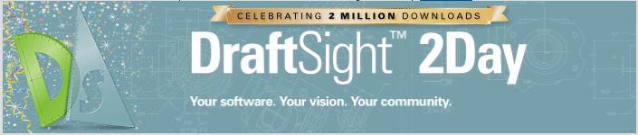 Draftsight two million