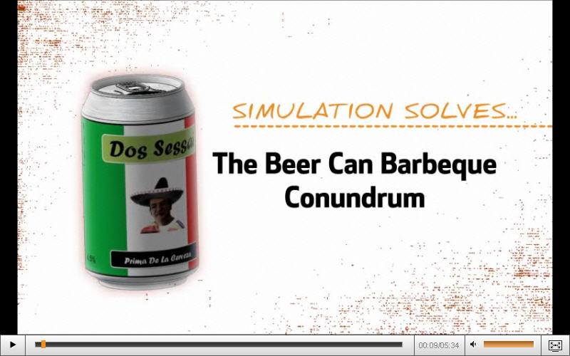 SolidWorks Simulation Helps Keep Your Beer Cold
