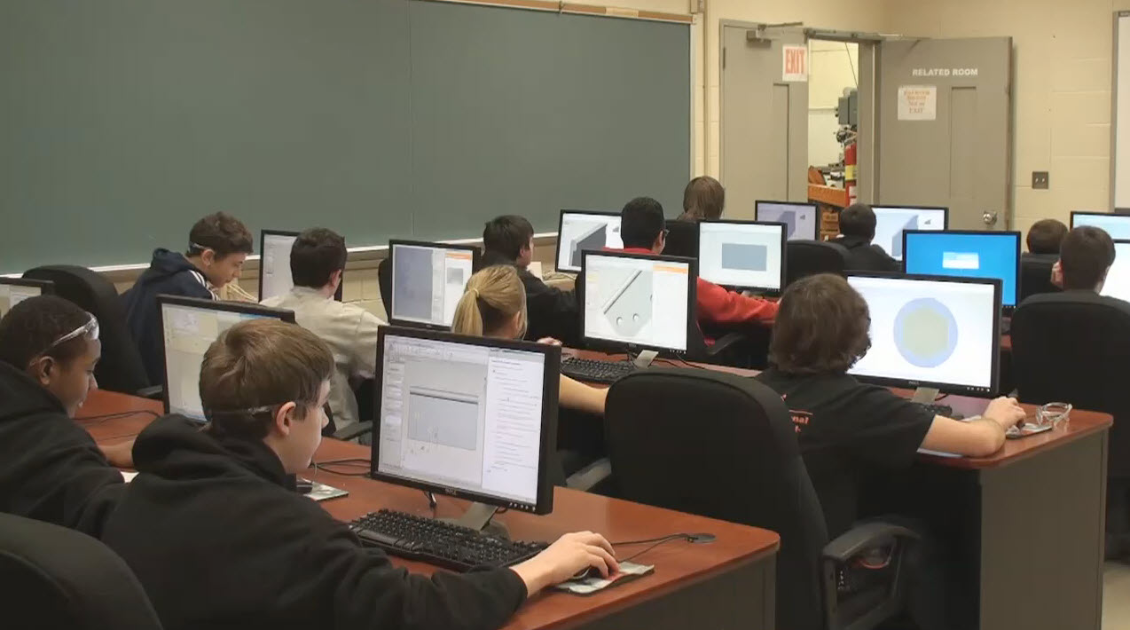 Training the Next Generation of SolidWorks Users