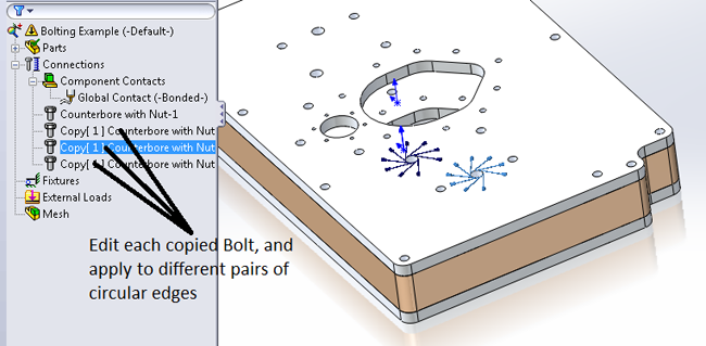 Image 2 edit each copied bolt