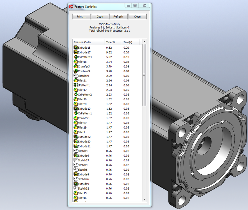 SolidWorks Defeature: How to Increase the Performance of Imported Parts