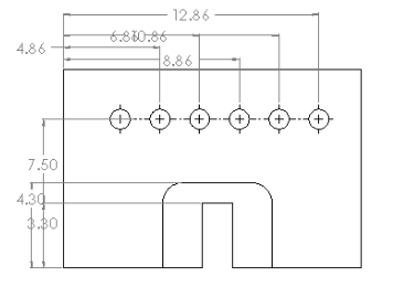 Clean Up Your Solidworks Drawings With Auto Arrange Dimensions