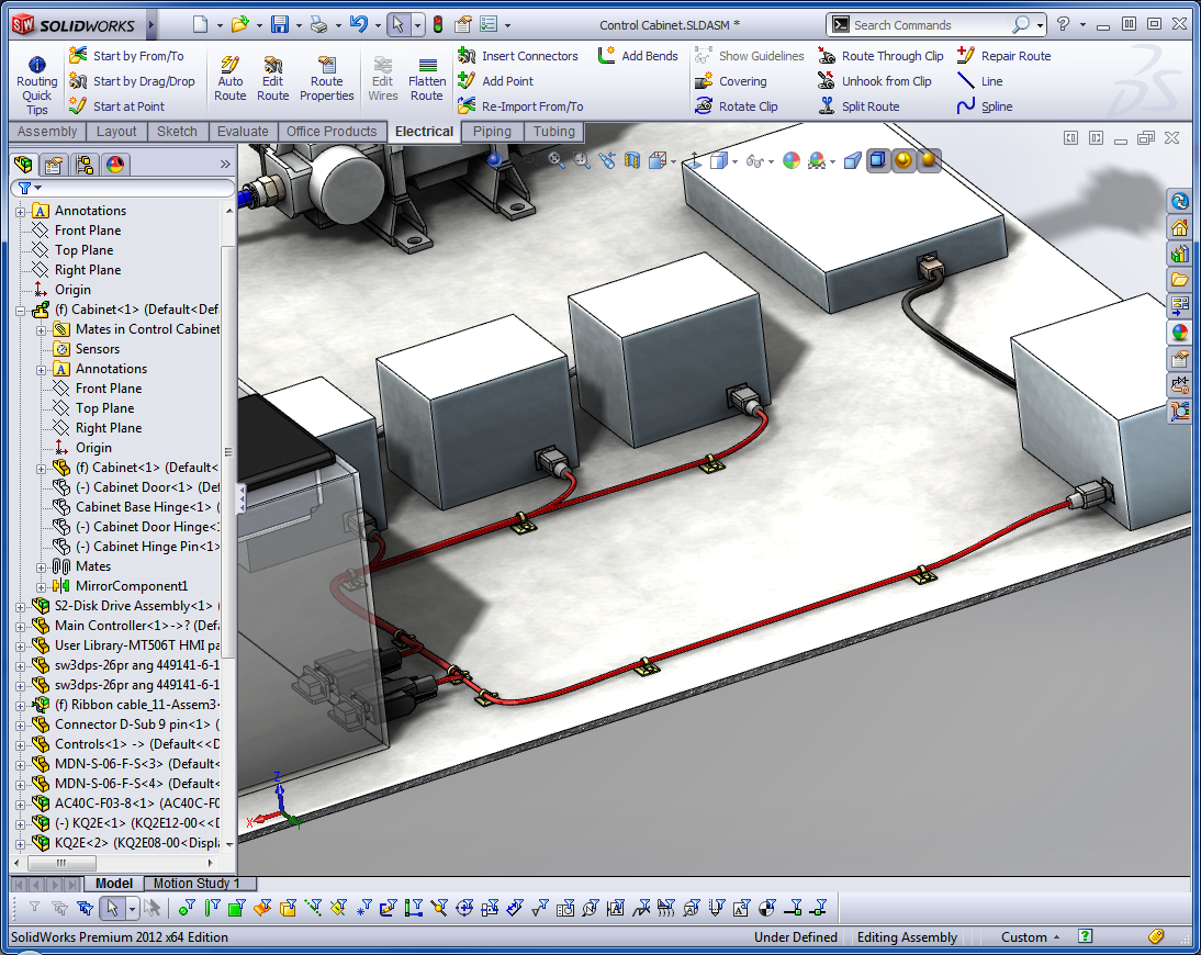 4. SolidWorks Routing ...