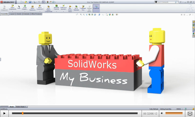 Grow your business with SolidWorks