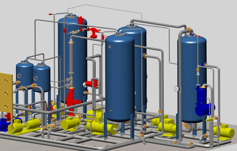 Smap3D_Plant_Design_Gesamtanlage