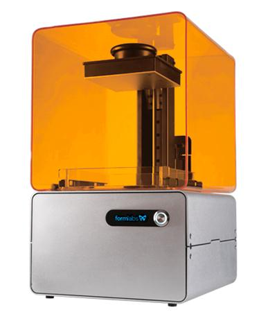Formlabs Printer Designed with the help of SolidWorks
