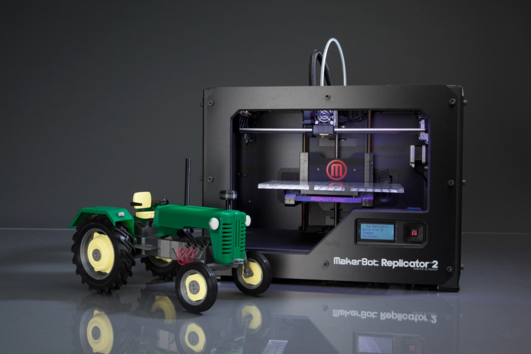 Part Two: Stirring up the Maker Movement with the MakerBot® Replicator™ 2 Desktop 3D Printer