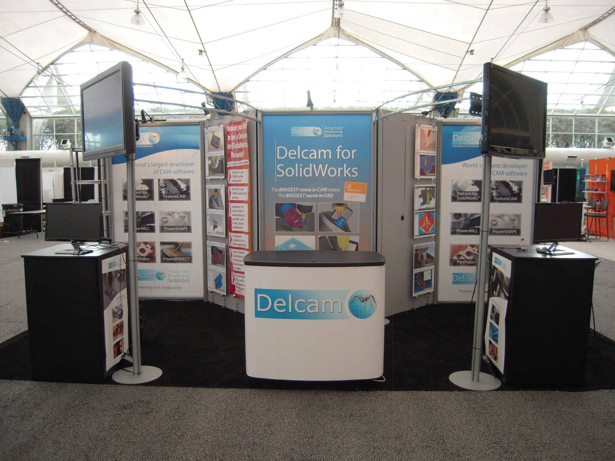 SolidWorks World 2013 Partner Profile: Delcam