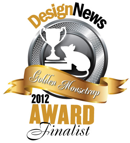 SolidWorks was a Finalist for the Golden Mousetrap AWARD