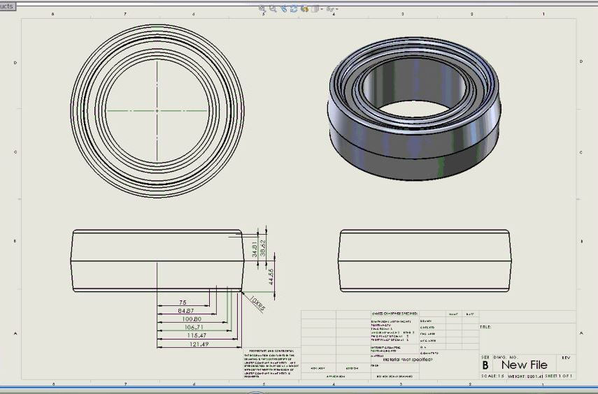 It's easy to convert that old legacy data to SolidWorks!