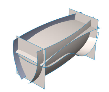 The SolidWorks Intersect tool: using intersecting surfaces to make solid bodies