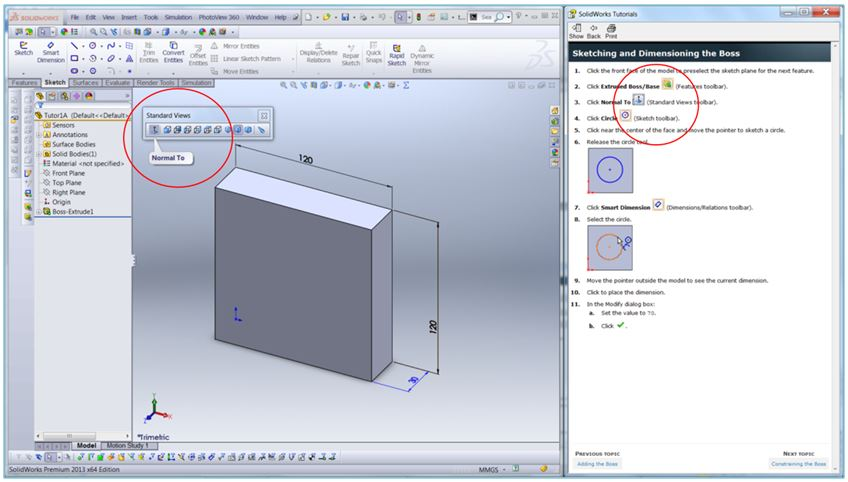 learn more about solidworks using the built in tutorials rh blogs solidworks com manual solidworks 2013 pdf portugues manuale solidworks 2013 italian pdf