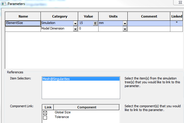 Global Variables in a Design Study Not ... - SolidWorks