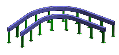 Trouble with the Curve? Not Anymore! How to Drive your SolidWorks Assembly Pattern with a Curve.