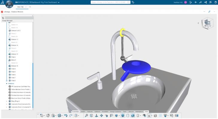 Resolva problemas cotidianos com CAD baseado em nuvem