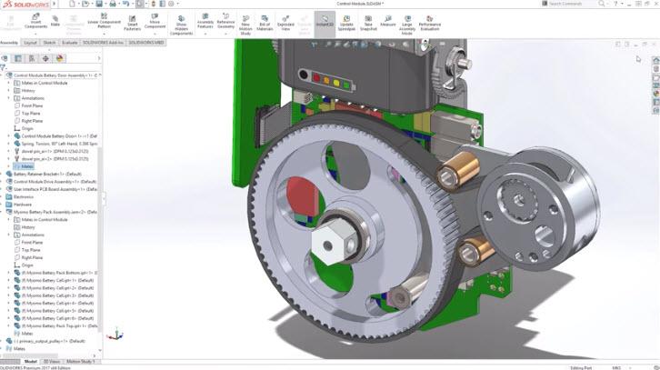 Como trabalhar com Projetos 3D NÃO-SOLIDWORKS