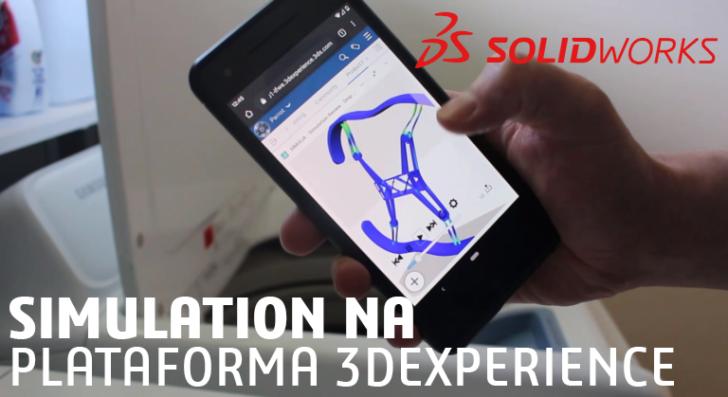 SIMULIAworks na plataforma 3DEXPERIENCE