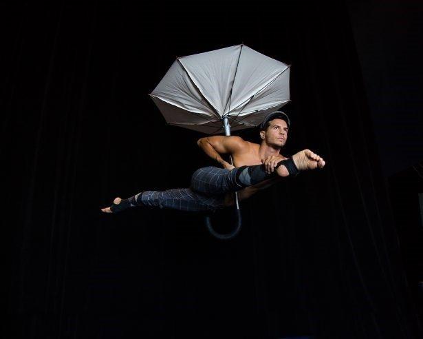 Equilibrista Cirque du Soleil