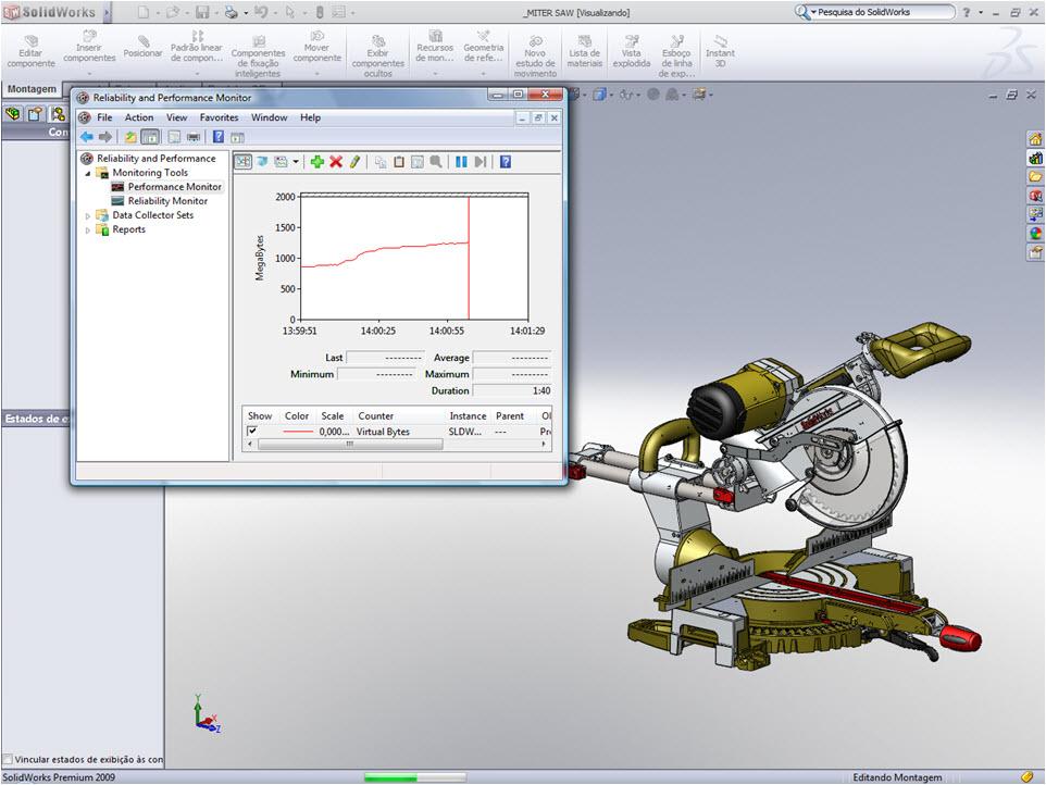 Determinando o Melhor Perfil de Hardware para o SolidWorks