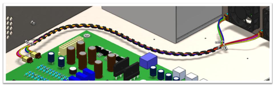 Descubra o SolidWorks Routing – Aplicações Elétricas