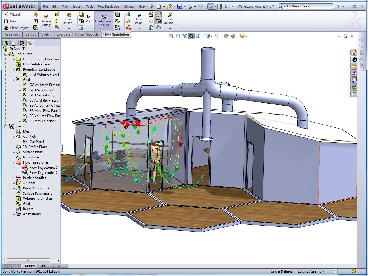 Descubra o Novo Módulo de HVAC da DS SolidWorks
