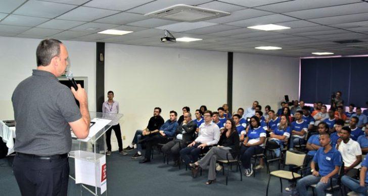 SENAI DA BAHIA USARÁ 600 LICENÇAS DE SOLIDWORKS NA FORMAÇÃO DE ALUNOS