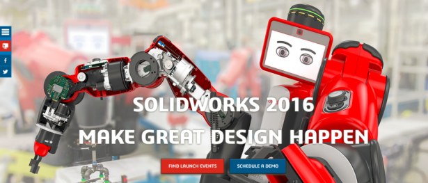 Introduzindo o Novo Ecossistema do SOLIDWORKS 2016