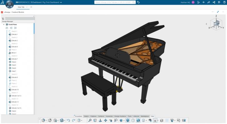 Realizando sonhos com CAD baseado em nuvem