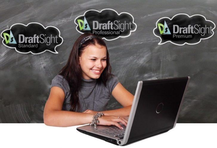 Qual versão do DraftSight devo comprar?