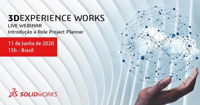 WEBINAR dia 11/06 está chegando – Introdução a Role Project Planner.