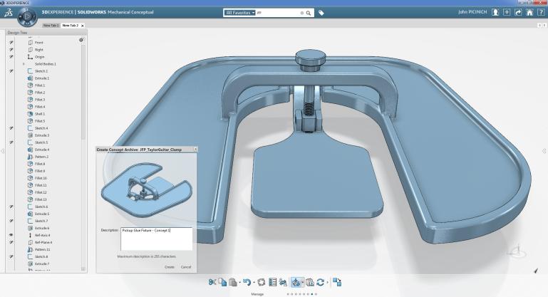 SOLIDWORKS Mechanical Conceptual: Foco no conceito do seu projeto, não na sua ferramenta CAD