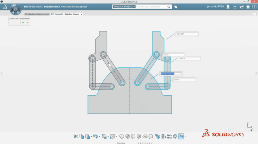 SolidWorks Mechanical Conceptual: Conceito Antes do CAD – Episódio 1