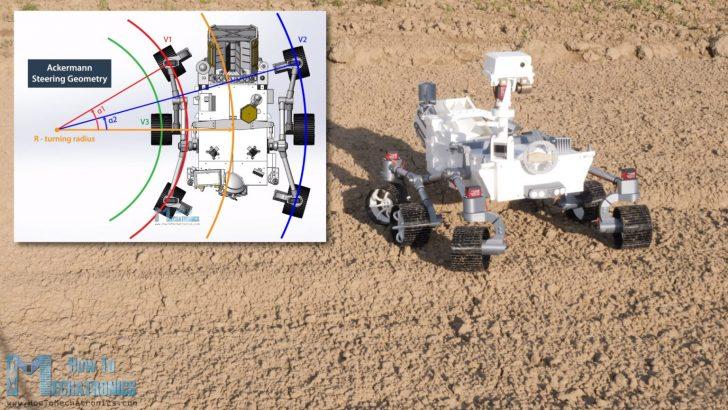 Impressão 3D + Arduino + 3DEXPERIENCE SOLIDWORKS = réplica do Mars Rover
