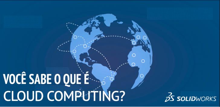 Você sabe o que é Cloud Computing, ou Computação em Nuvem?