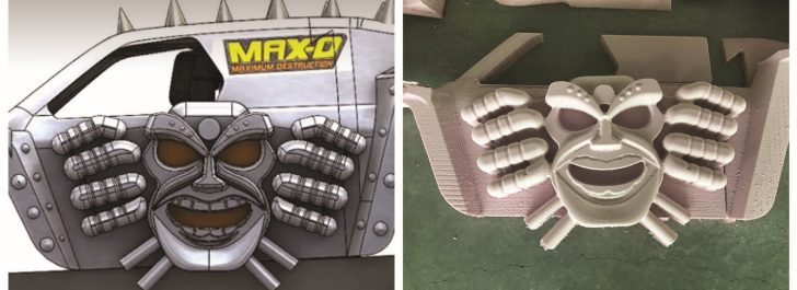 Continuando (Monster) Truckin ': Detalhando o Max-D