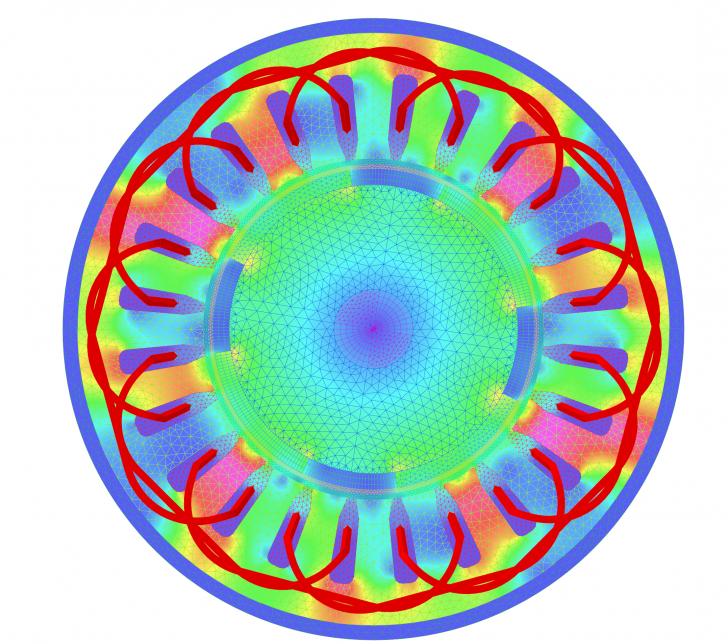 Engenheiro eletromagnético: testando e gerenciando campos eletromagnéticos com sucesso