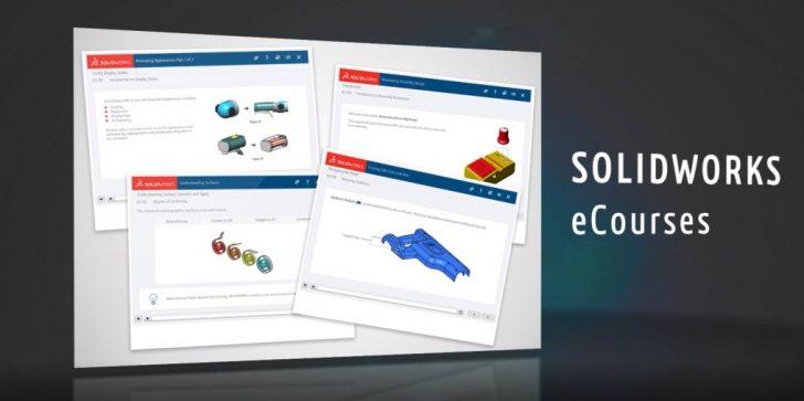 Novos Treinamentos e Cursos Online Disponíveis no MySolidWorks