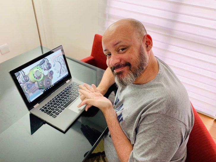 SolidWorks – No canal Jovem Nerd, tem vídeo novo do Sr. K Responde sobre DraftSight
