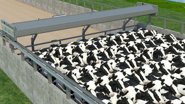 Valley Dairy Farm Automation triplicou a produção ao migrar para as soluções SOLIDWORKS
