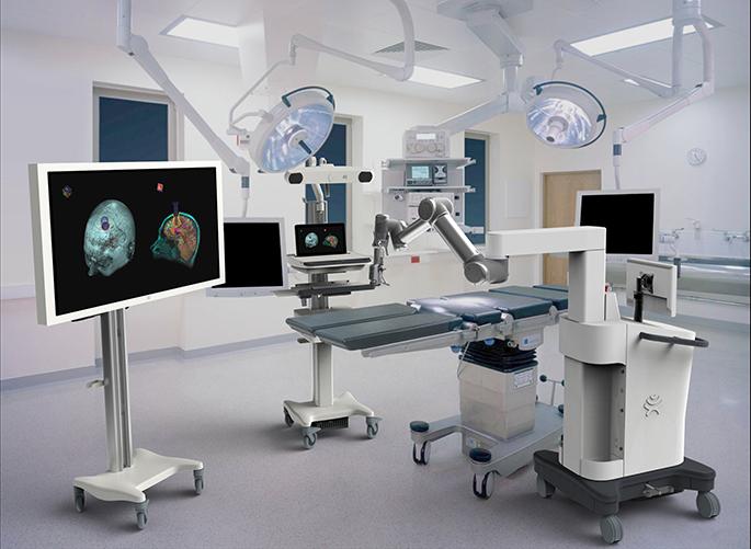 Synaptive Medical usa simulação para desvendar a complexidade do corpo humano