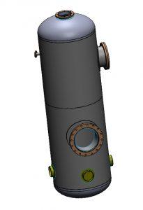 Abb. 1: Druckbehälter