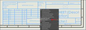 Zeichnungsvorlagen optimieren: Aus Elementen einen Block erstellen in SOLIDWORKS