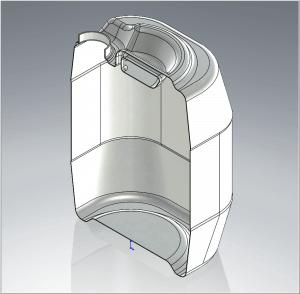 Volumenberechnung leicht gemacht - Volumen und Füllhöhe ermitteln: Bild 1